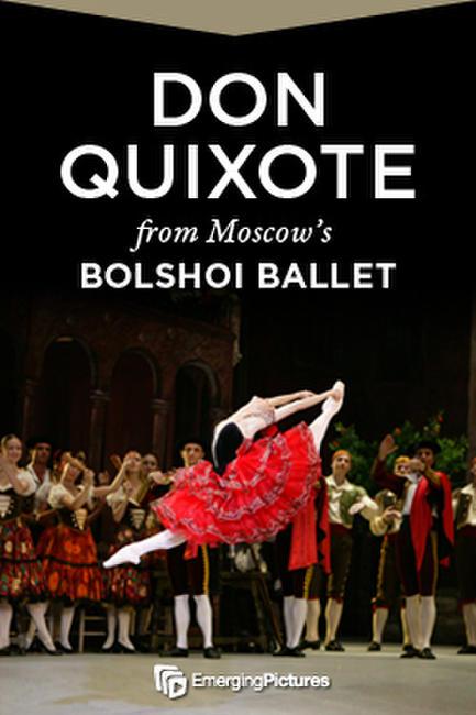 Don Quixote- Bolshoi (LIVE) (2011) Photos + Posters