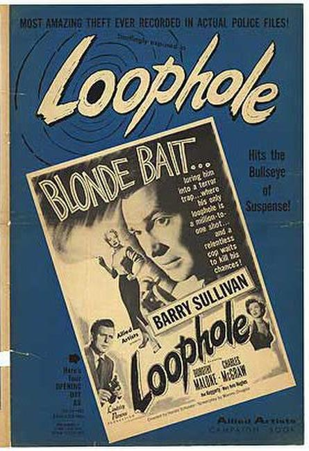 Loophole/Kiss Tomorrow Goodbye Photos + Posters