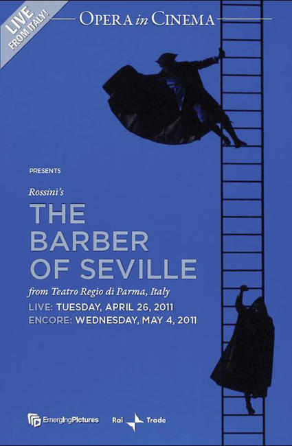 The Barber of Seville - Teatro Regio di Parma (LIVE) Photos + Posters