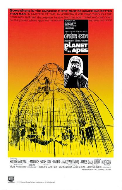 Day of the Apes: The Planet of the Apes Marathon Photos + Posters