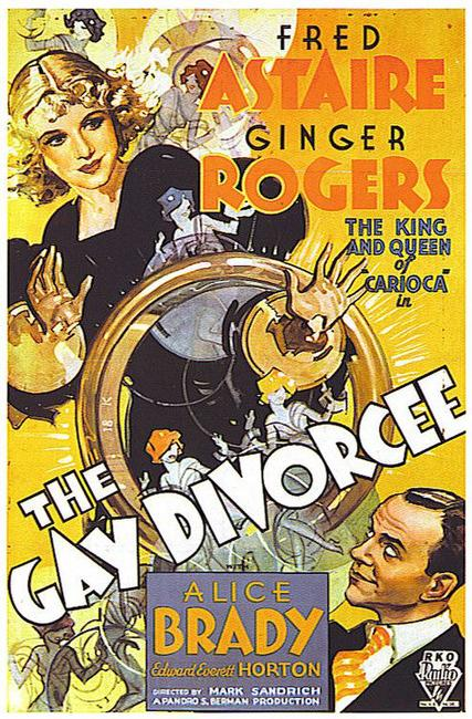 The Gay Divorcee/Carefree Photos + Posters