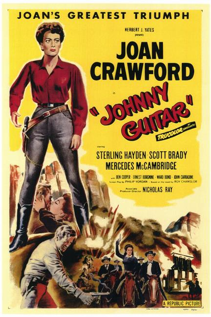 Johnny Guitar / In A Lonely Place Photos + Posters