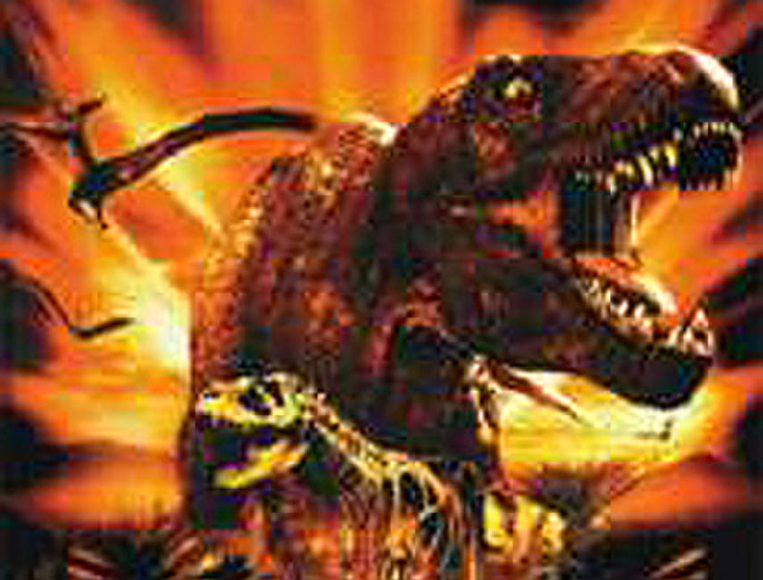 T-Rex: Back to the Cretaceous Photos + Posters