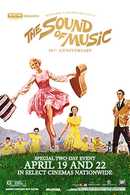 TCM Presents The Sound Of Music 50th Anniversary (2015) Photos + Posters