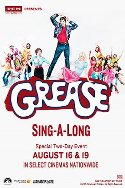 TCM presents Grease Sing-A-Long (2015) Photos + Posters