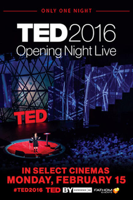 "TED '16: DREAM ""OPENING NIGHT"" LIVE Photos + Posters"