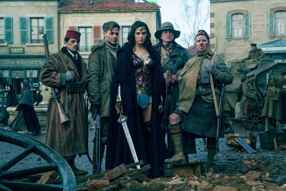 Wonder Woman Photos + Posters