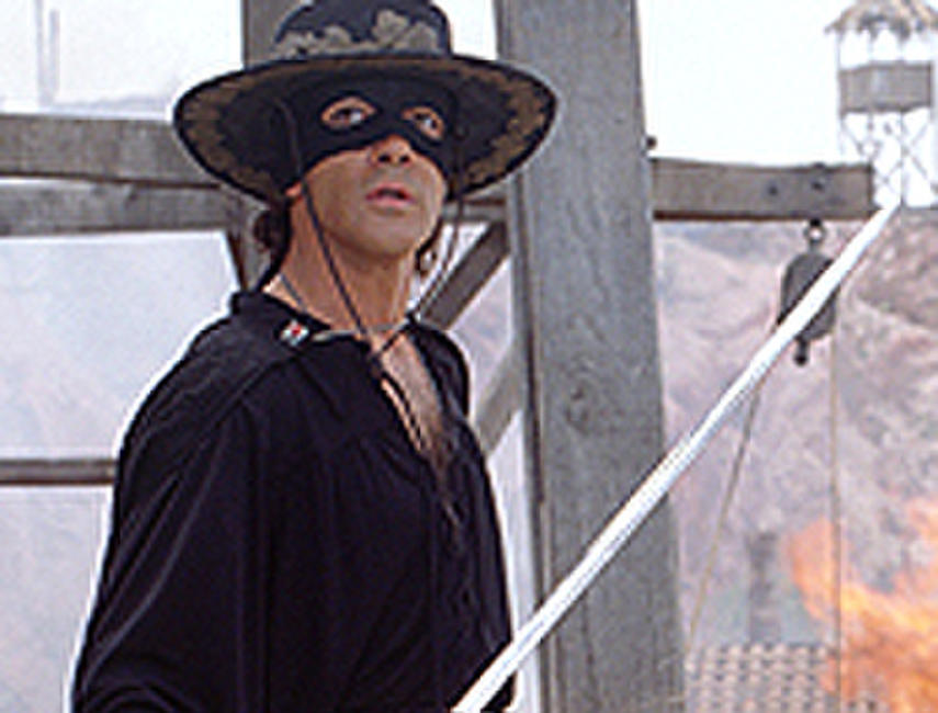 The Mask of Zorro Photos + Posters