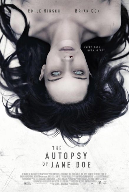 The Autopsy of Jane Doe Photos + Posters