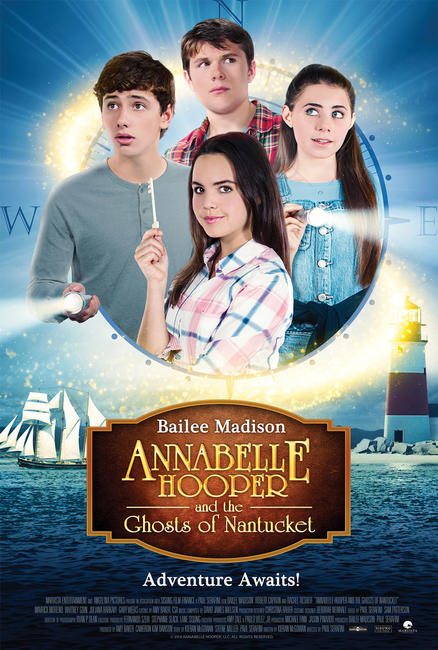 Annabelle Hooper and the Ghosts of Nantucket Photos + Posters