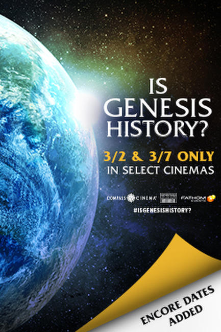 Is Genesis History? (2017) Photos + Posters
