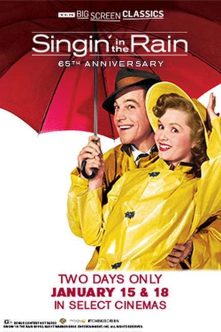 Singin' in the Rain 65th Anniversary (1952) presented by TCM Photos + Posters