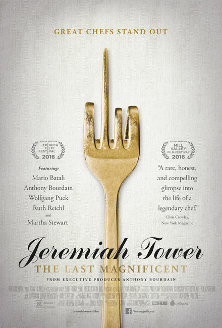 Jeremiah Tower: The Last Magnificent Photos + Posters