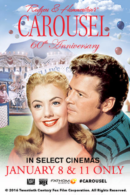 Carousel 60th Anniversary Photos + Posters