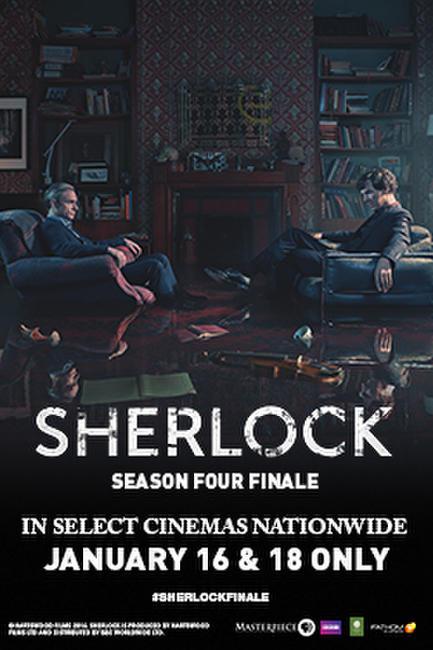 Sherlock Season 4 Finale Photos + Posters