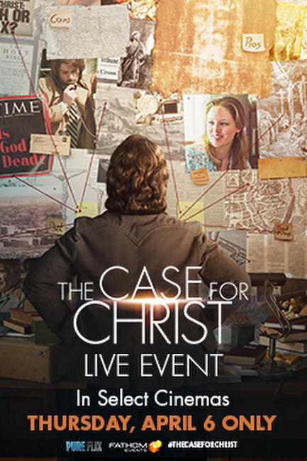Case for Christ: Live Event Photos + Posters