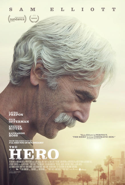 The Hero (2017) Photos + Posters