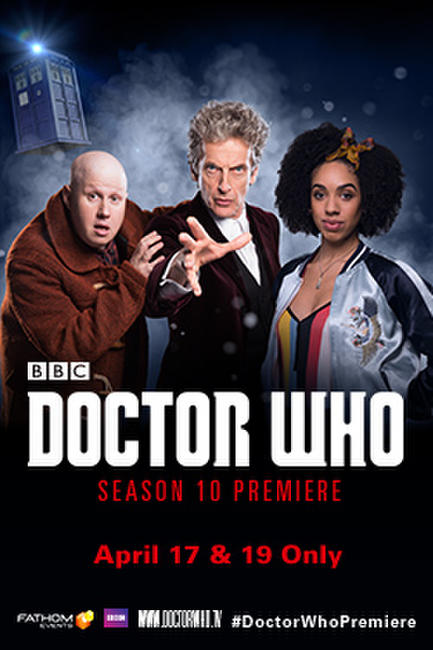 Doctor Who: Season 10 Premiere Photos + Posters