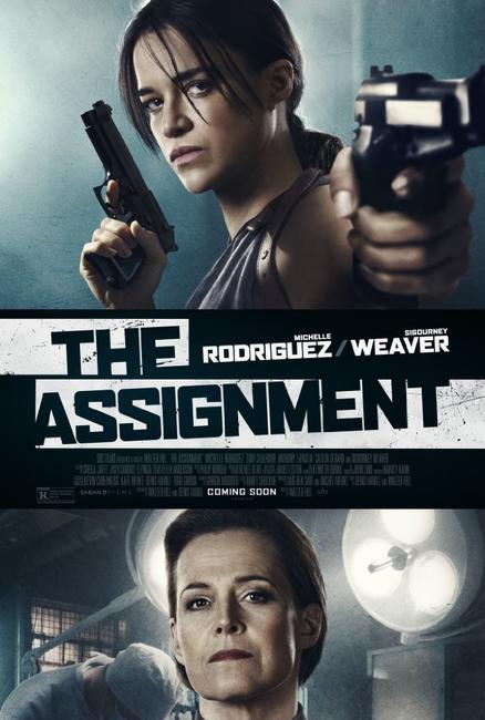 The Assignment (2017) Photos + Posters