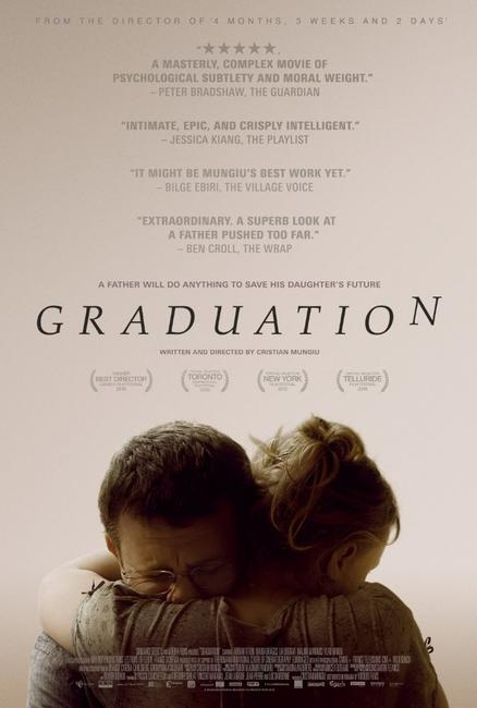 Graduation (2017) Photos + Posters