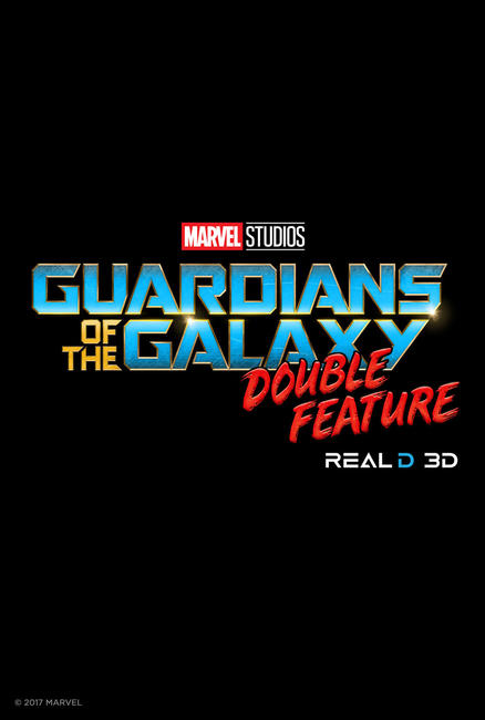 Guardians of the Galaxy Double Feature Photos + Posters