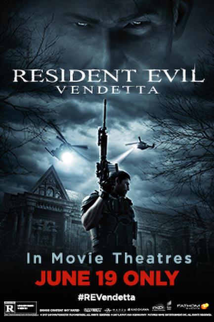RESIDENT EVIL: VENDETTA Photos + Posters