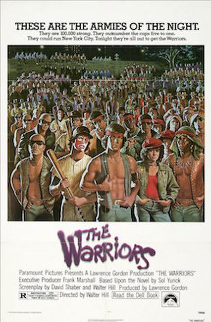 THE WARRIORS/STREETS OF FIRE Photos + Posters
