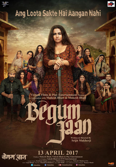 Begum Jaan Photos + Posters