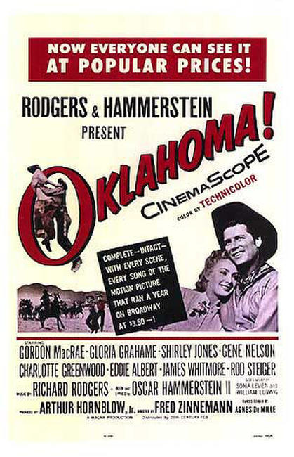 Oklahoma! (1955) Photos + Posters
