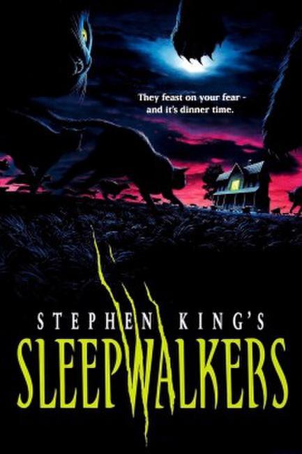 SLEEPWALKERS/SILVER BULLET/THINNER Photos + Posters