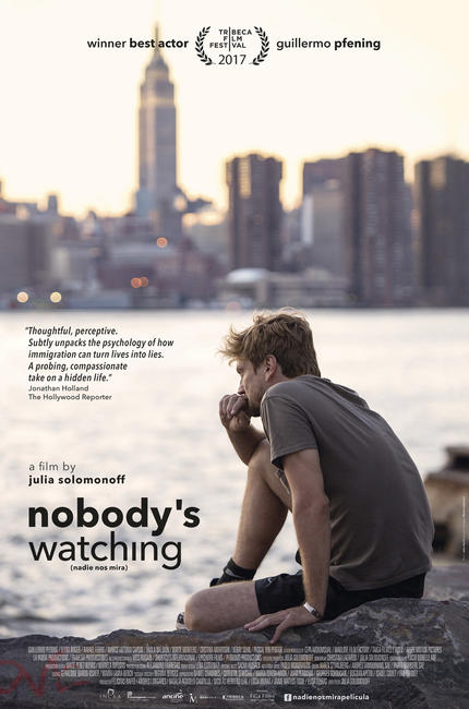 Nobody's Watching Photos + Posters