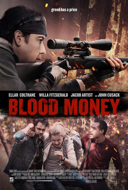 Blood Money (2017) Photos + Posters