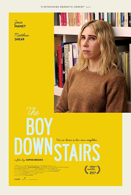 The Boy Downstairs Photos + Posters
