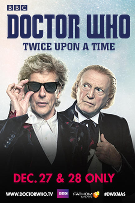 Doctor Who: Twice Upon a Time Photos + Posters