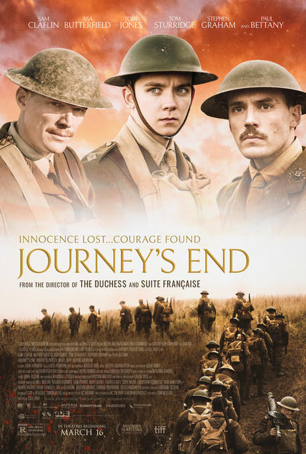 Journey's End (2018) Photos + Posters