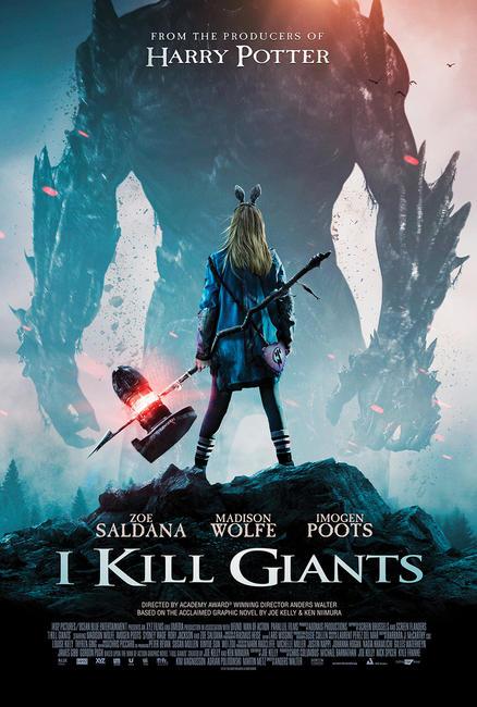 I Kill Giants Photos + Posters