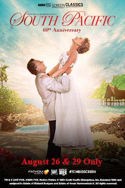 South Pacific 60th Anniversary (1958) presented by TCM Photos + Posters