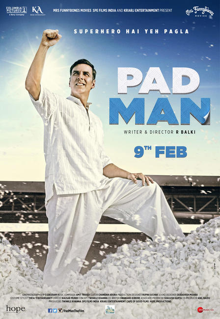 Pad Man (2018) Photos + Posters