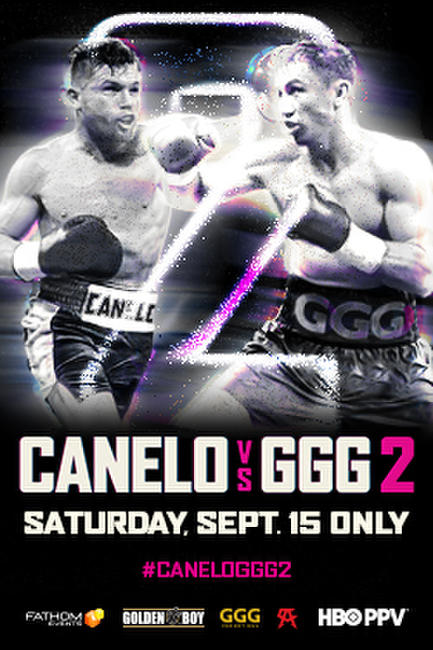 Canelo vs. GGG 2 Photos + Posters