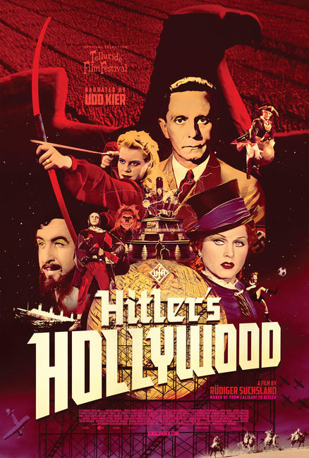 Hitler's Hollywood Photos + Posters
