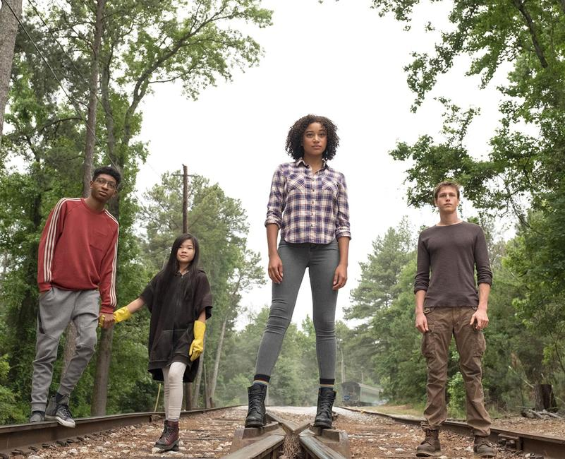 The Darkest Minds Photos + Posters