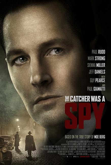 The Catcher Was A Spy Photos + Posters