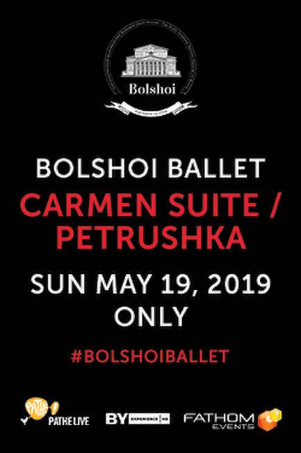 Bolshoi Ballet: Carmen Suite/Petrushka (2019) Photos + Posters