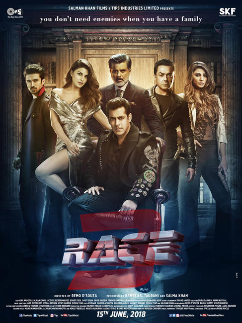 Race 3 Photos + Posters