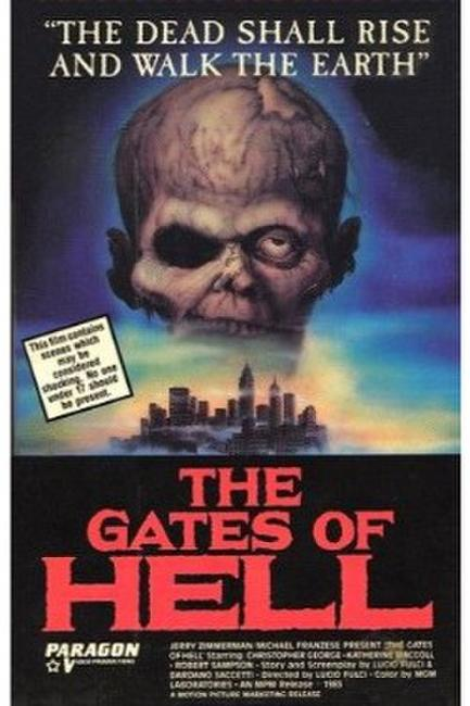 THE GATES OF HELL/HOUSE BY THE CEMETERY Photos + Posters