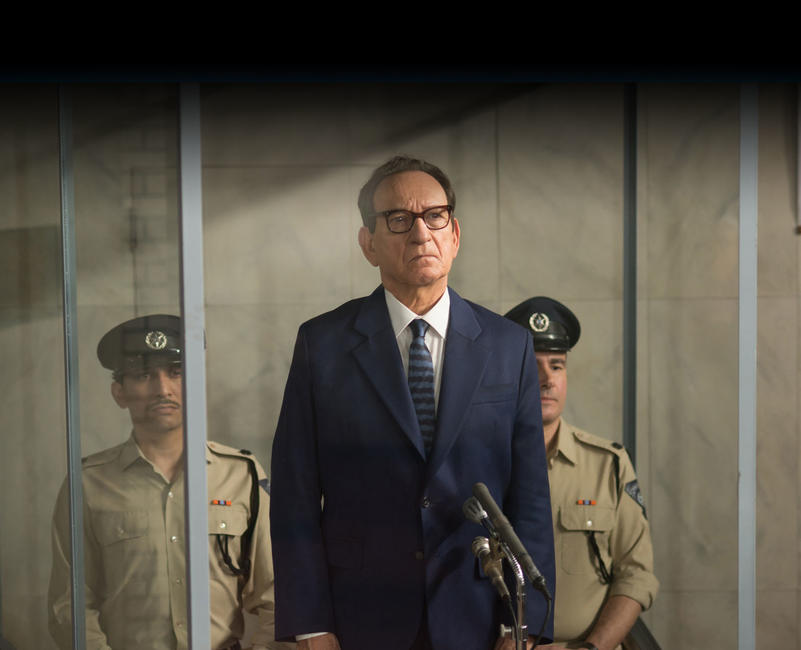 Operation Finale Photos + Posters