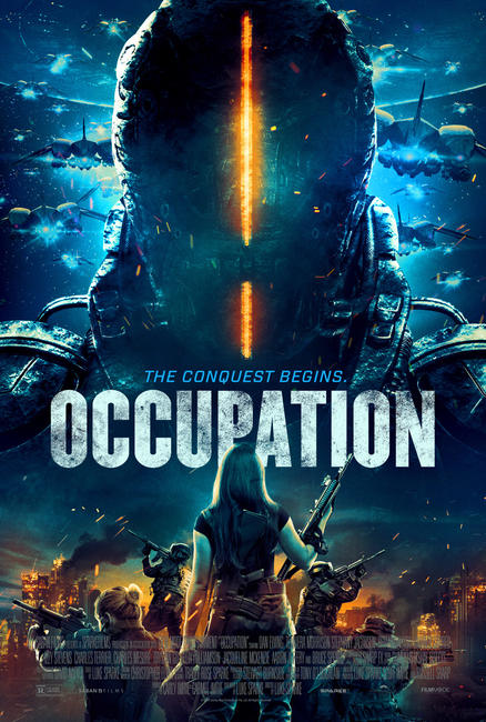 Occupation (2018) Photos + Posters