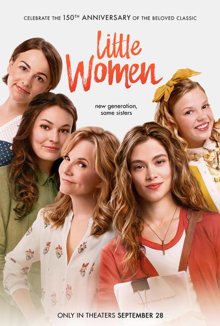 Little Women (2018) Photos + Posters