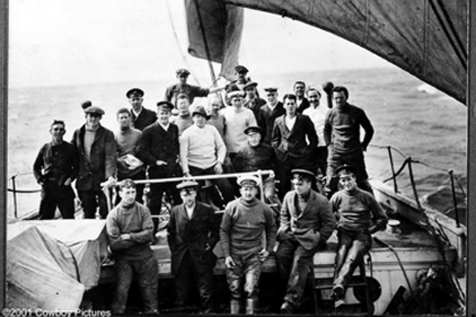 The Endurance: Shackleton's Legendary Antarctic Expedition Photos + Posters