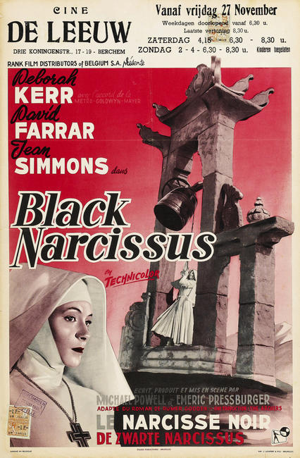 Black Narcissus Photos + Posters